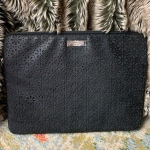 Kate Spade Perforated laptop padded sleeve case